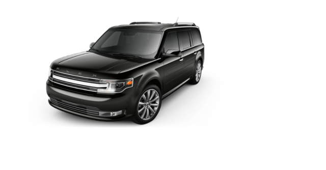 New  Ford Flex Limited W Ecoboost Suv In Baltimore